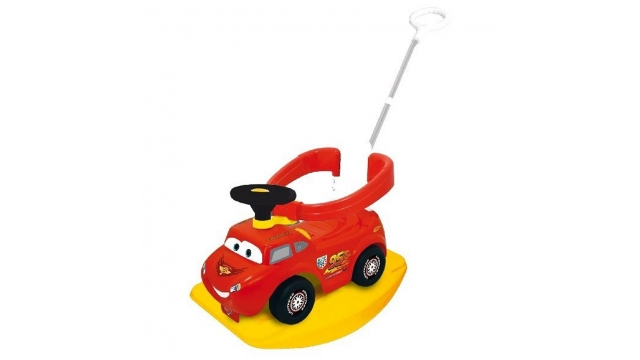 DisneyCars 4in1 Activity Racer
