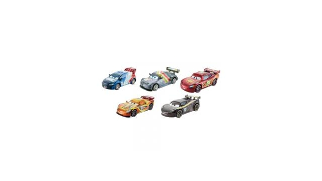 Cars Neon Racers Diecast Assorti