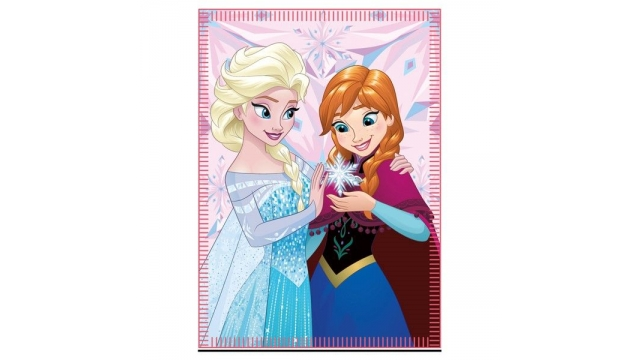 Disney Frozen Fleece Deken 100x140cm