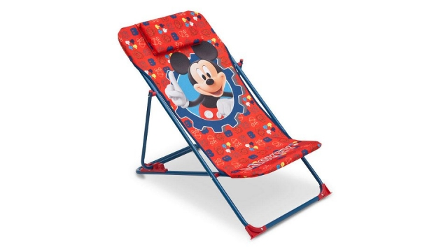 Disney Mickey Mouse TC85842MM Opklapbare Strandstoel
