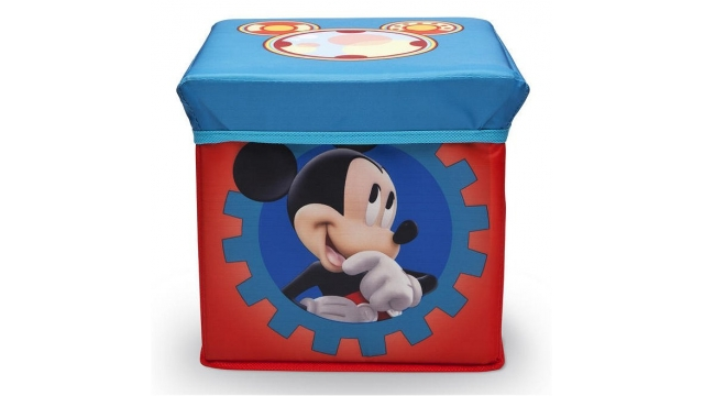 Disney Mickey Mouse TC85830MM Hocker met Opbergruimte 25cm