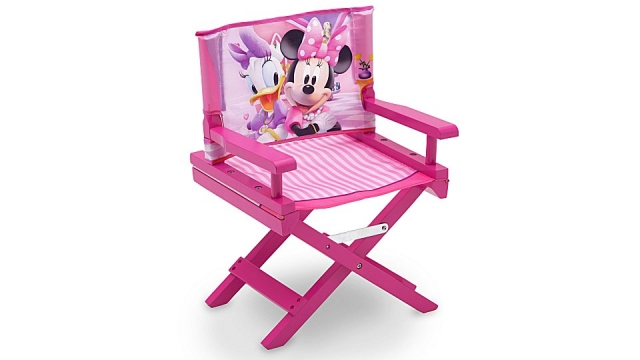 Disney Minnie Mouse TC85976MN Regisseursstoel