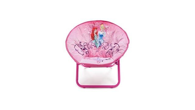 Disney Princess TC85761PS Opklapbare Saucer Stoel
