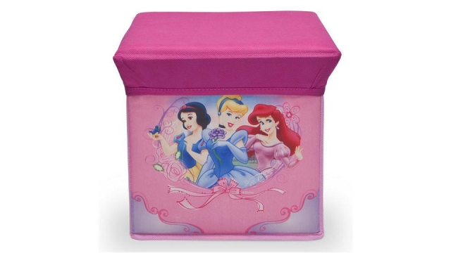 Disney Princess TC85833PS Hocker met Opbergruimte 25cm