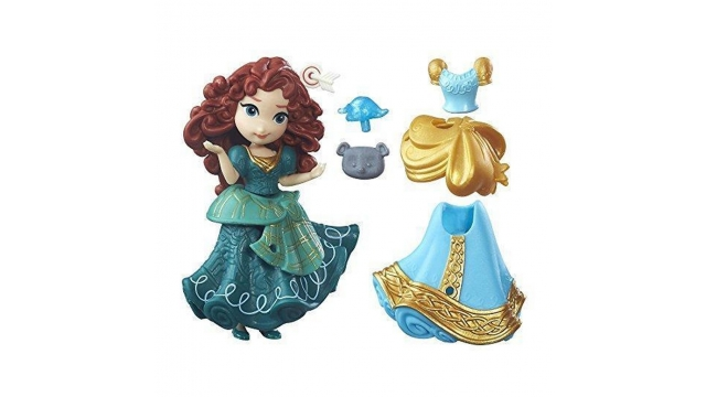 Hasbro Disney Princess Little Kingdom Speelset + 2 Outfits Assorti