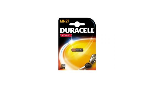 Duracell MN27 Security Batterij