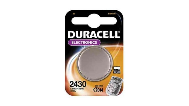Duracell Knoopcel Lith Dl2430