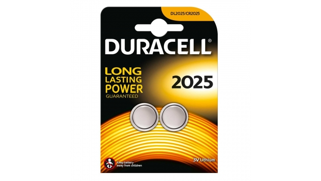 Duracell Knoopcel Lith A2 2025