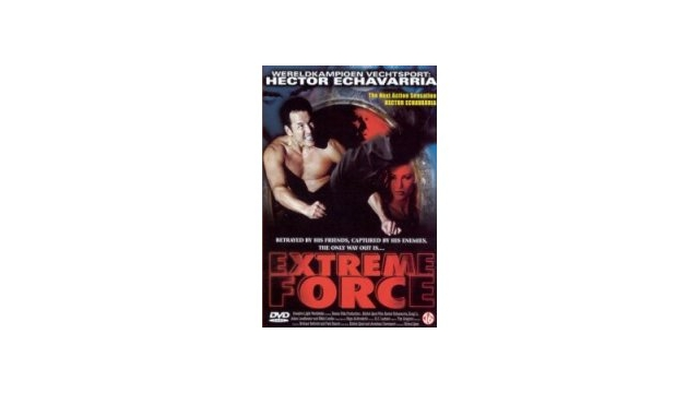 DVD Extreme Force