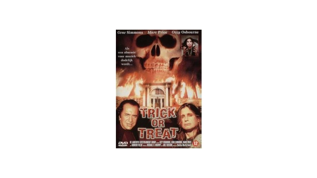 DVD Trick or Treat