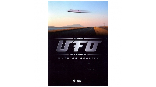 DVD The UFO Story