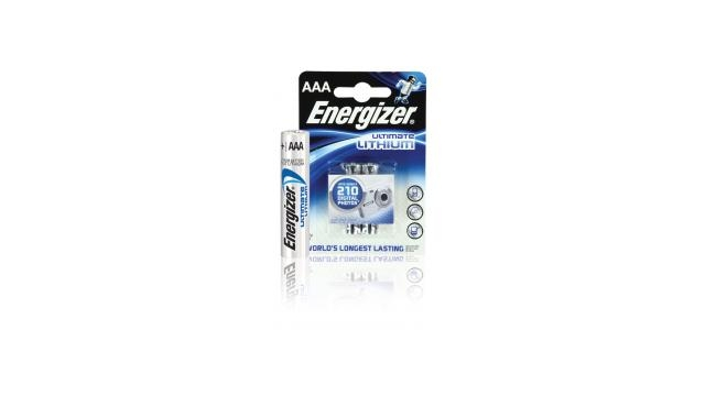 Energizer Enlithiumaaap2 Ultimate Lithium Batterijen Fr3 2-blister