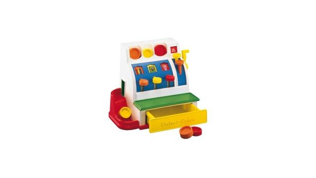 Fisher Price Winkel Kassa