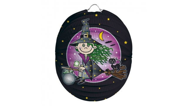 Folat Witches Lampion 22 cm