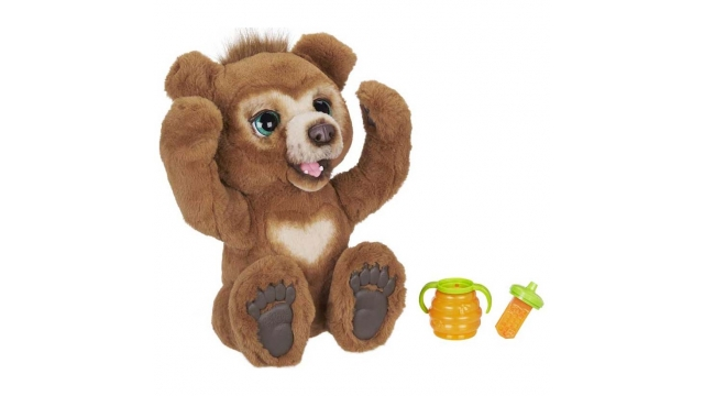 FurReal Friends Blueberry Knuffel Beer met Geluid