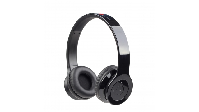Gembird Gmb Headset Bluetooth Berlin Zwart