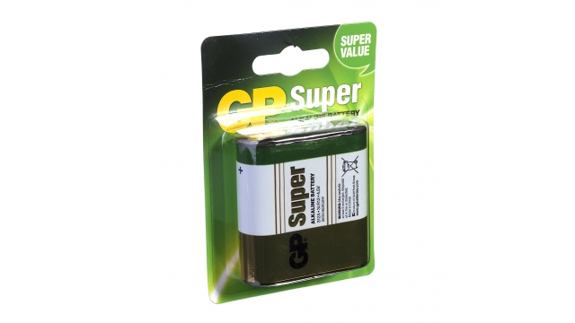 GP Batteries Gp Batterij Super Alkaline 4,5v A1