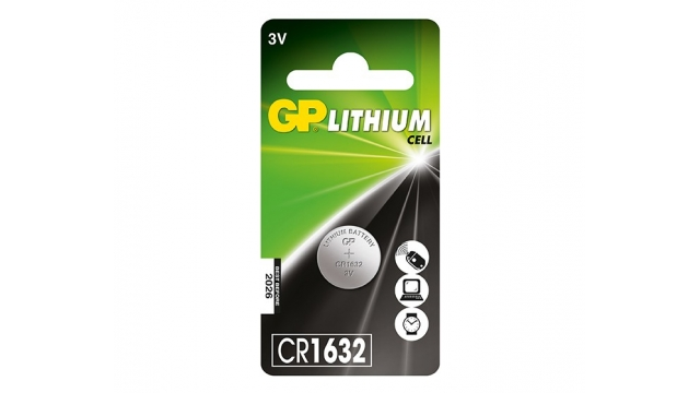 GP Batteries Gp Knoopcel Lithium Cr1632