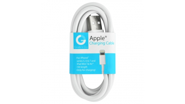 GrabNGo Gng Apple Laadkabel 1m Usb Ln