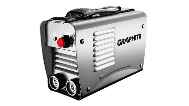Graphite Inverter 10-125A 4,9kW 60%/125A 75V 1,6-4,0mm Electrode 2,5 Kg