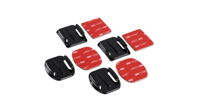 Hama Adhesive Mounts Set Voor GoPro