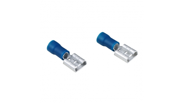 Hama Receptacles 6.3,Blue 5Pcs