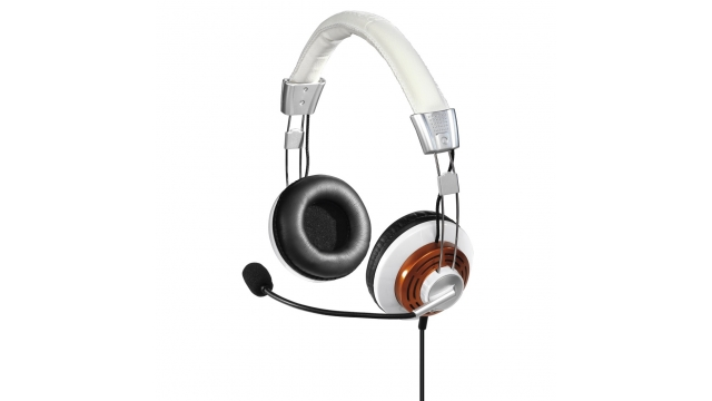 Hama Pc-headset HS-320 Wit