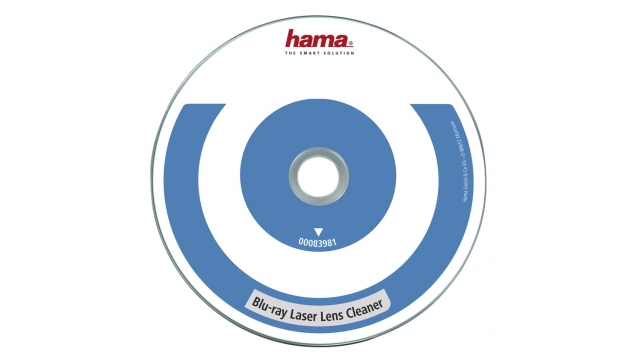 Hama Blue-Ray Laser Lens Cleaner.