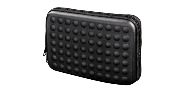 Hama NAvi Bag Dots 7 Zwart