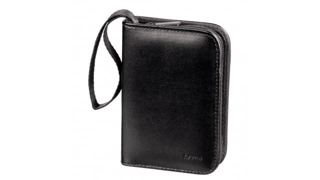 Hama Memory Card Wallet 18Xsd Black
