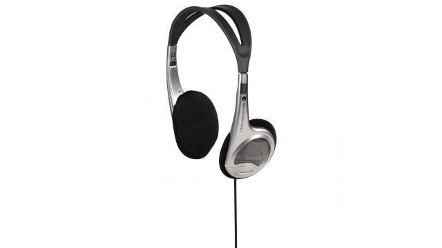 Hama HK-229 On-Ear Stereo Headphones