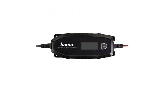Hama Automatische Acculader 6V/12V/4A Voor Auto-/boot-/motorfiets-accu