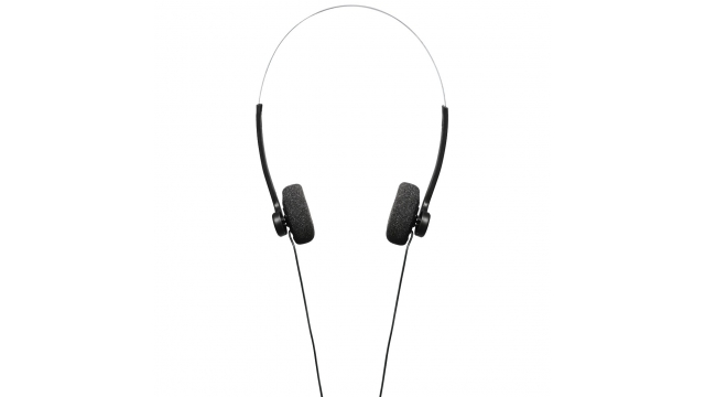 Hama On-ear-stereo-koptelefoon Basic4Music Zwart