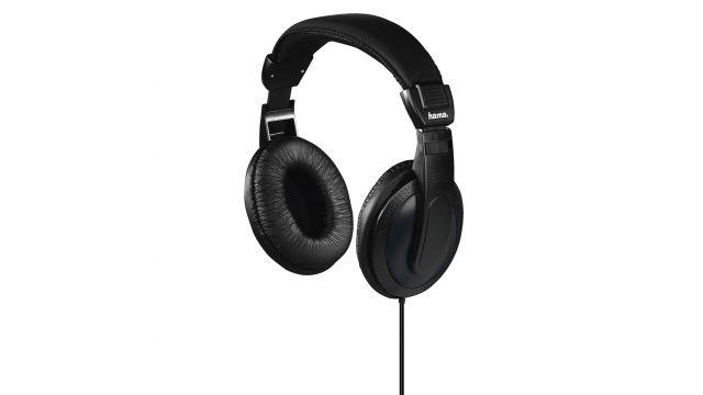 Hama Over-ear-stereo-koptelefoon Basic4TV Zwart