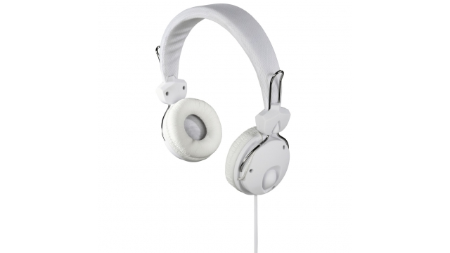 Hama On-ear-stereo-koptelefoon Fun4Music Wit