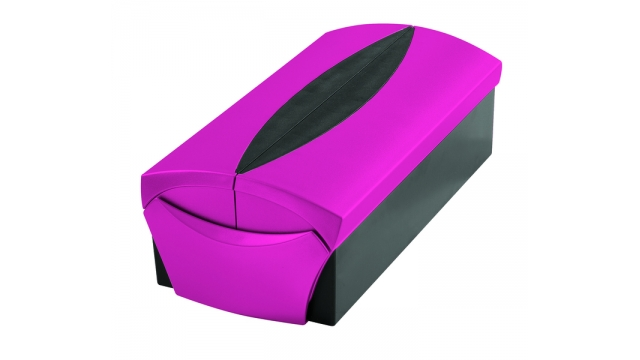 HAN HA-2000-96 Visitekaartbox VIP Inclusief Tabkaart New Colour Roze