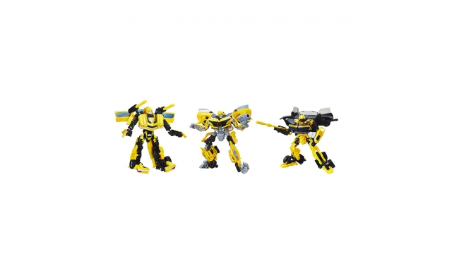 Hasbro Transformers Bumblebee Evolution 3-Pack