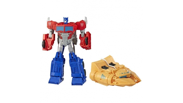 Hasbro Transformers Cyberverse Power of the Spark Optimus Prime