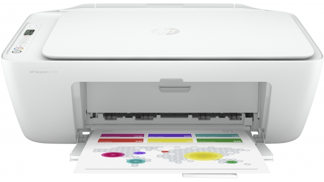 Hewlett Packard Deskjet 2710 All-in-One Printer/multifunctionele Printer