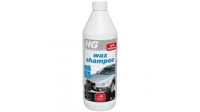 HG Car Wax Shampoo 1L