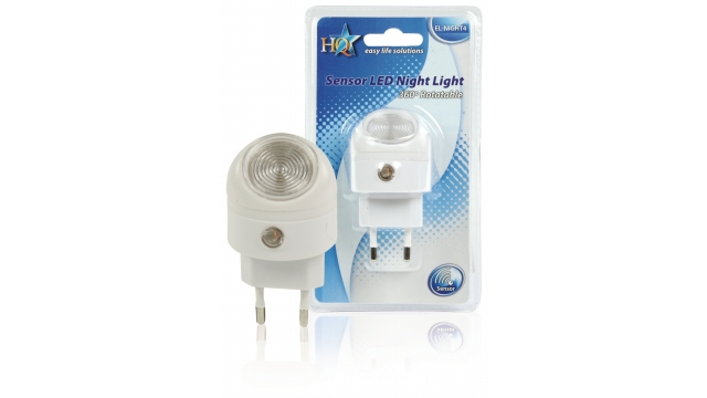 HQ EL-NIGHT4 Led Nachtlamp 1 W Dag/nacht