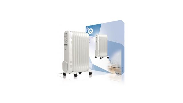 HQ OR09 Mobiele Radiator Oliegevuld 9 Ribben 2000W