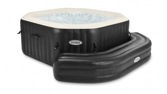 Intex 28510 Opblaasbare Jacuzzi Bank