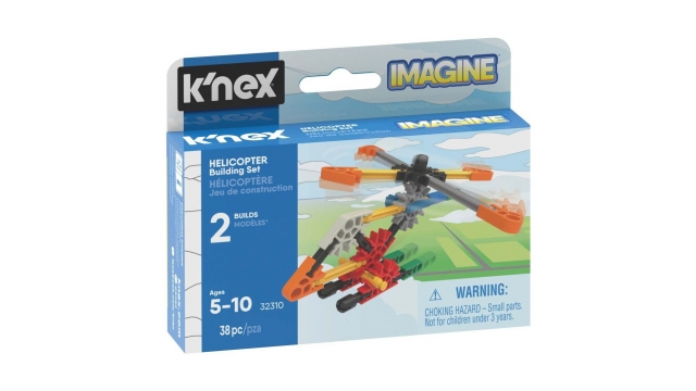 Knex Imagine Building Set 2in1 Helikopter