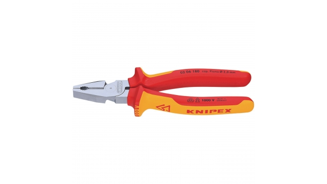 Knipex 02 06 180 Combinatietangen Vde 180 Mm
