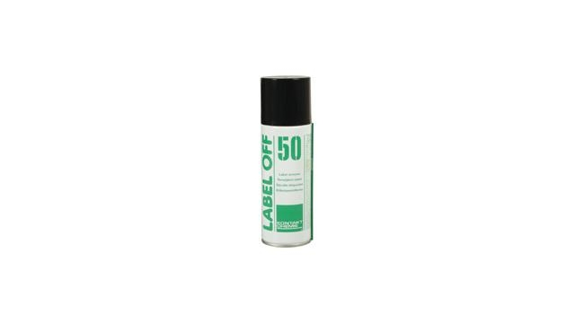 Kontakt Chemie K50 Label Off Spray 200ml