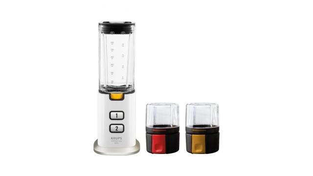 Krups KB3031 Perfect Mix 9000 Blender RVS/Zwart