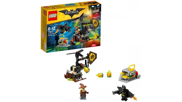 Lego Batman Movie 70913 Scarecrow Angstaanval