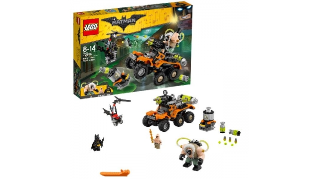 Lego Batman Movie 70914 Bane Giftruck Aanval