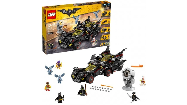 Lego Batman Movie 70917  De Ultieme Batmobiel